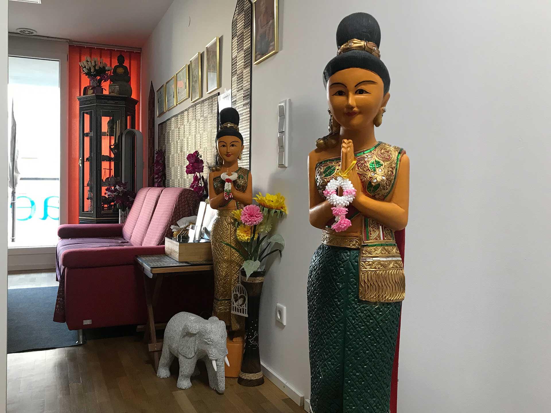 Traditionelle Thaimassage mit Öl & Tigerbalsam Ingolstadt